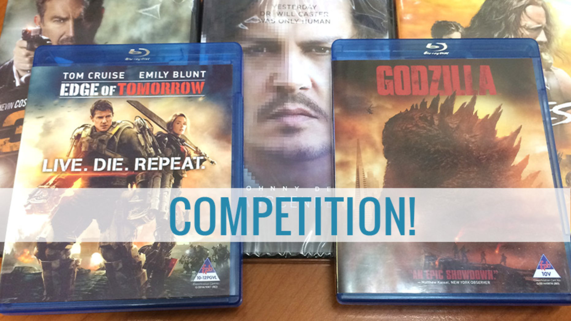 COMPETITION: Win Our Huge Trans-Edge-Herc-Zilla-3 Blu-Ray/DVD Bundle!