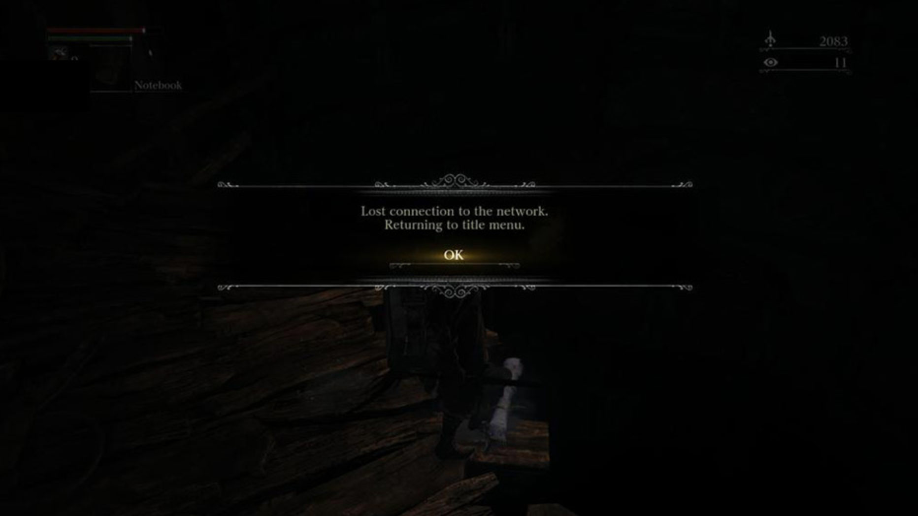 Discovered: Resume Bloodborne Online From Rest Mode