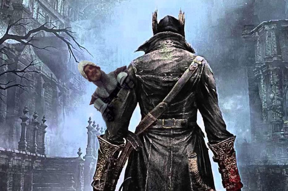 13 GIFs That Explain A Newbie's Bloodborne Experience