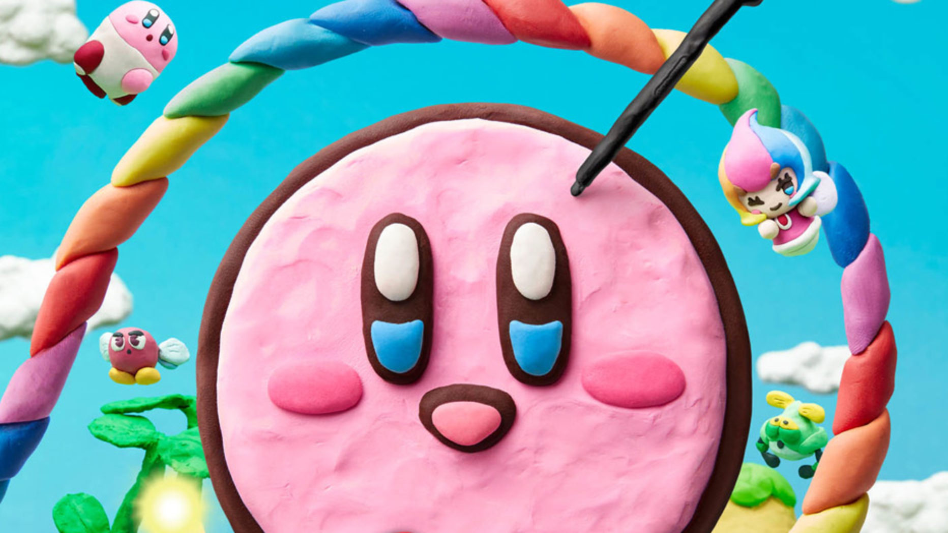 Kirby and the Rainbow Paintbrush Review | Wii U