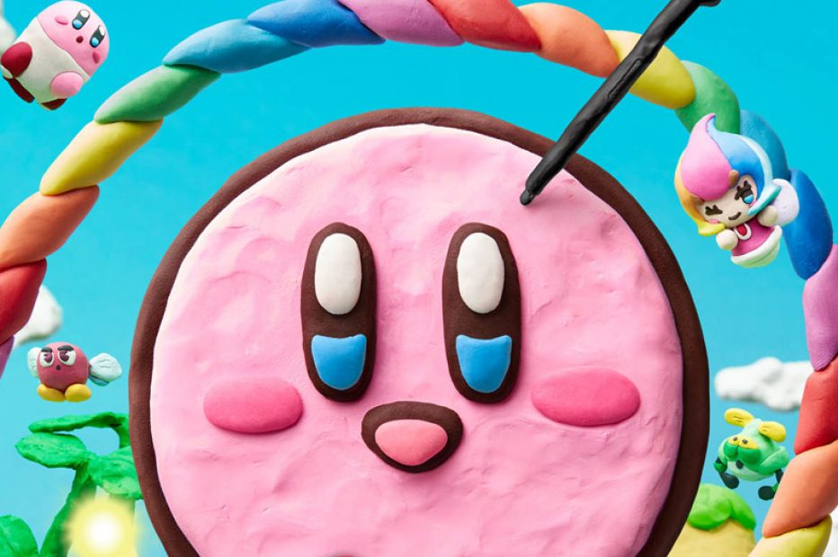 Kirby and the Rainbow Paintbrush Review   Wii U