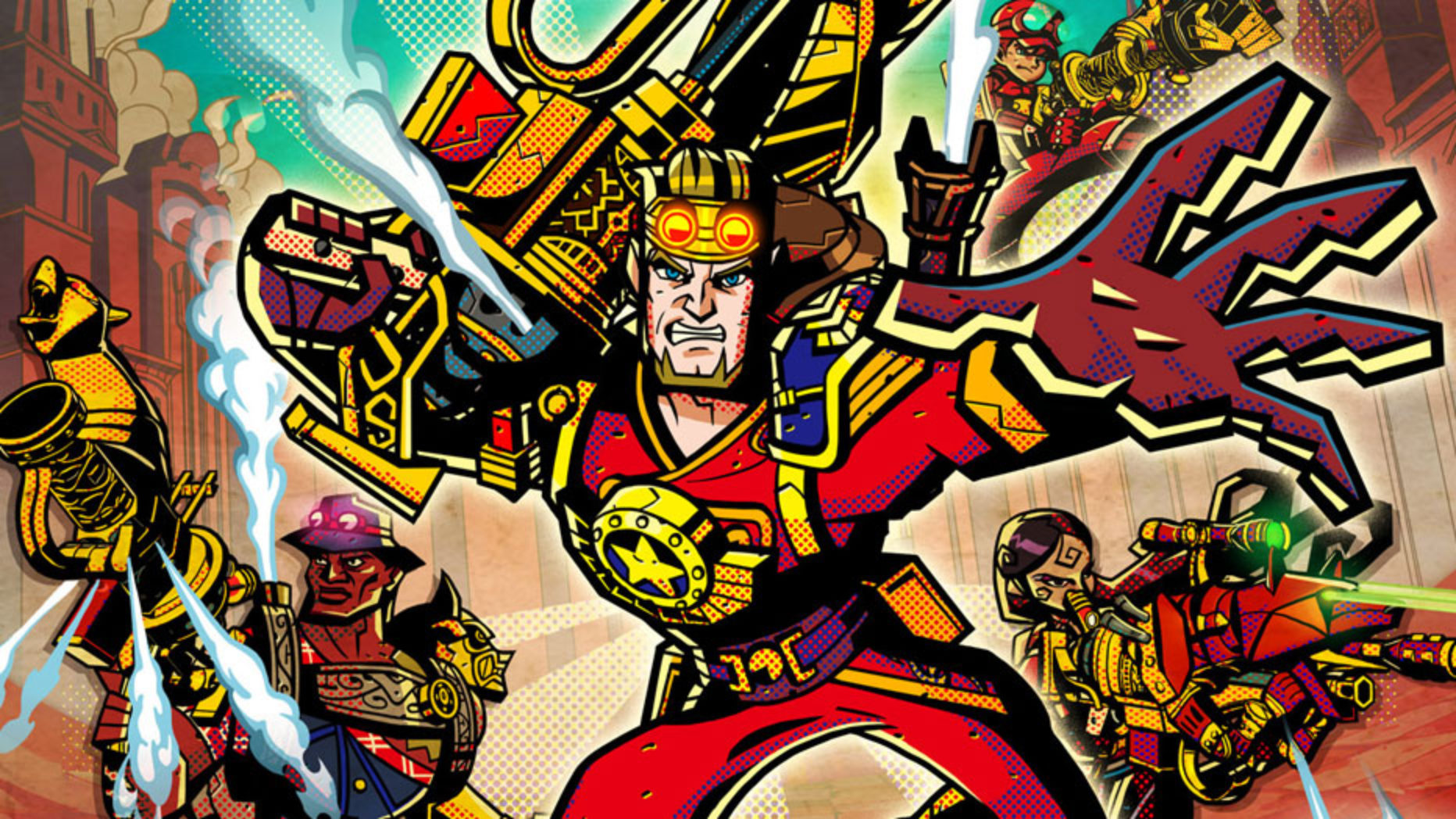 Code Name: S.T.E.A.M. Review  | 3DS