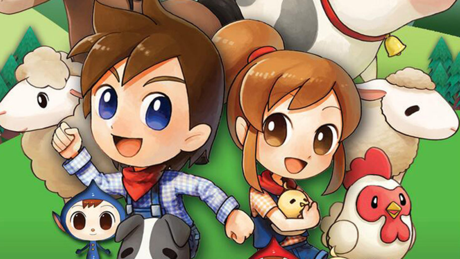 Harvest Moon 3D: The Lost Valley | 3DS