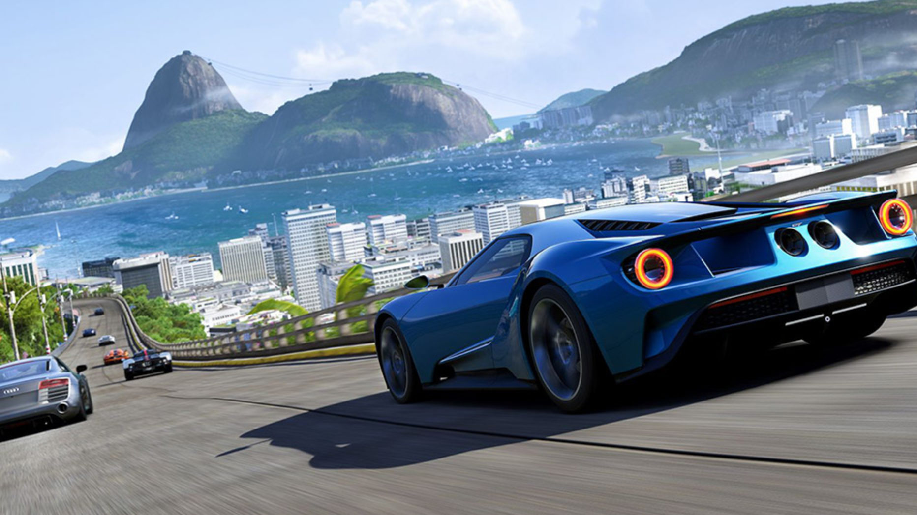 A Gearhead's Forza Motorsport 6 Impressions