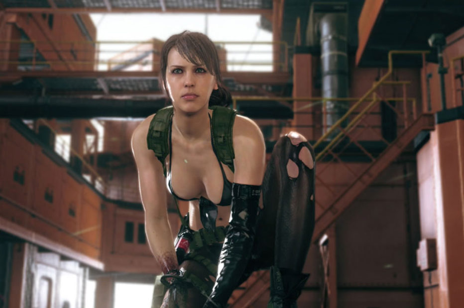 [SFW] These Are The Best Boobs In Games – 2015 Edition