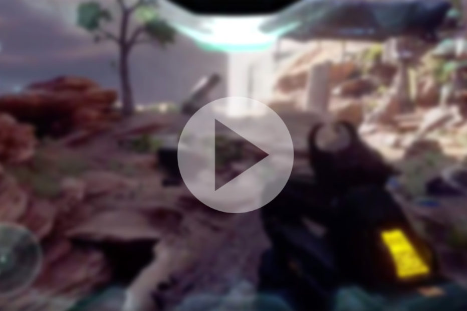 Sneak Peak: Halo 5 Late Campaign Gameplay