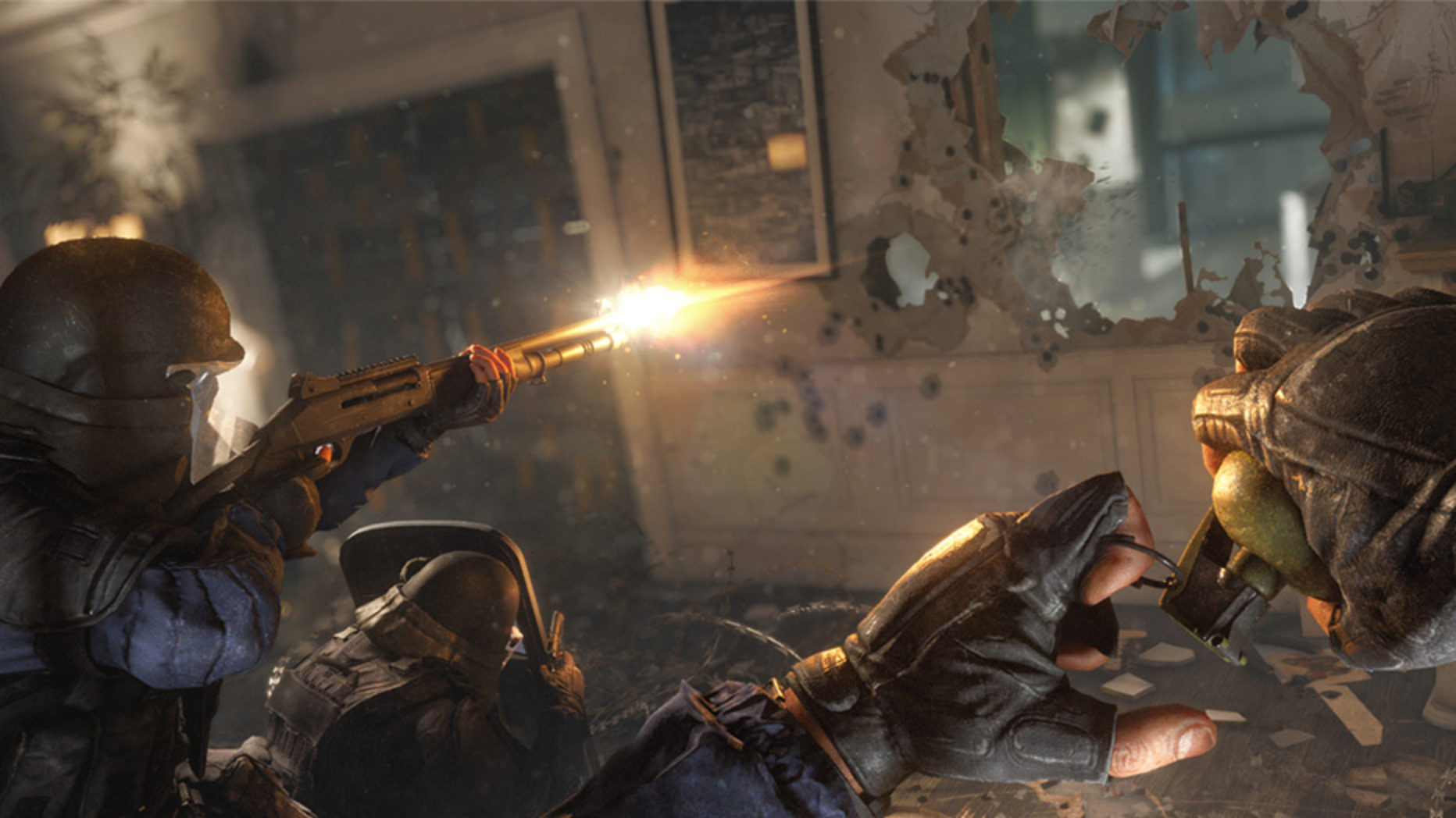 Rainbow Six: Siege Review – Home Alone   XBO/PS4