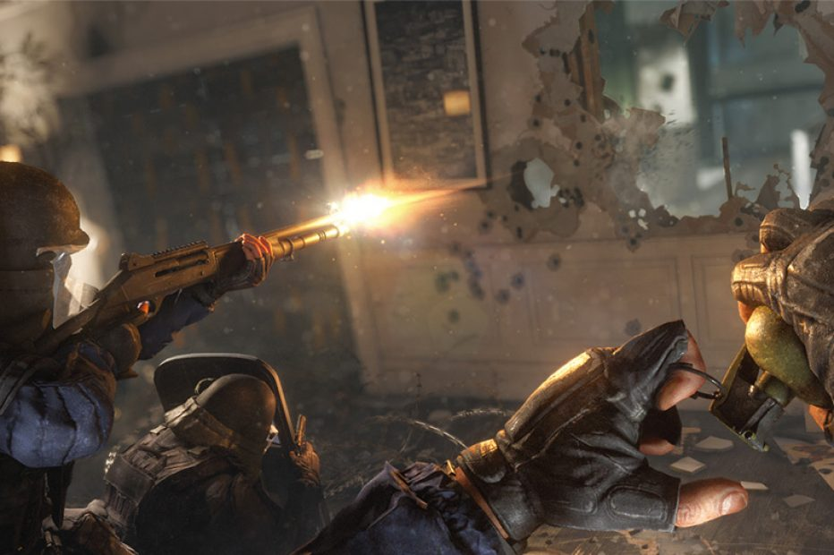 Rainbow Six: Siege Review – Home Alone | XBO/PS4