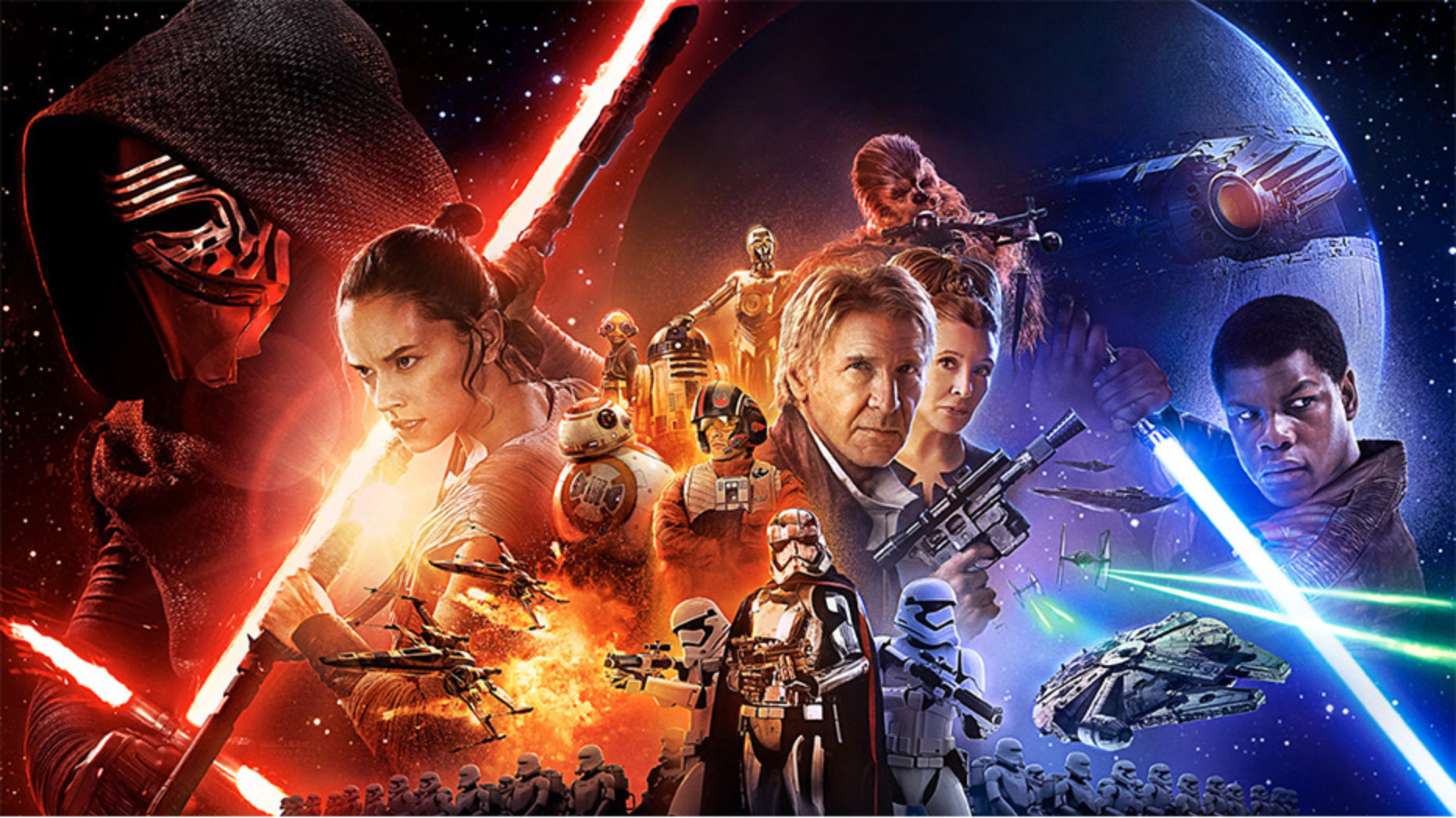 [100% Spoiler-Free] Star Wars: The Force Awakens Review   IMAX 3D