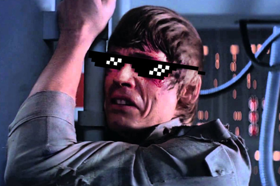 Cheer Up With These Awesome Star Wars GIFs
