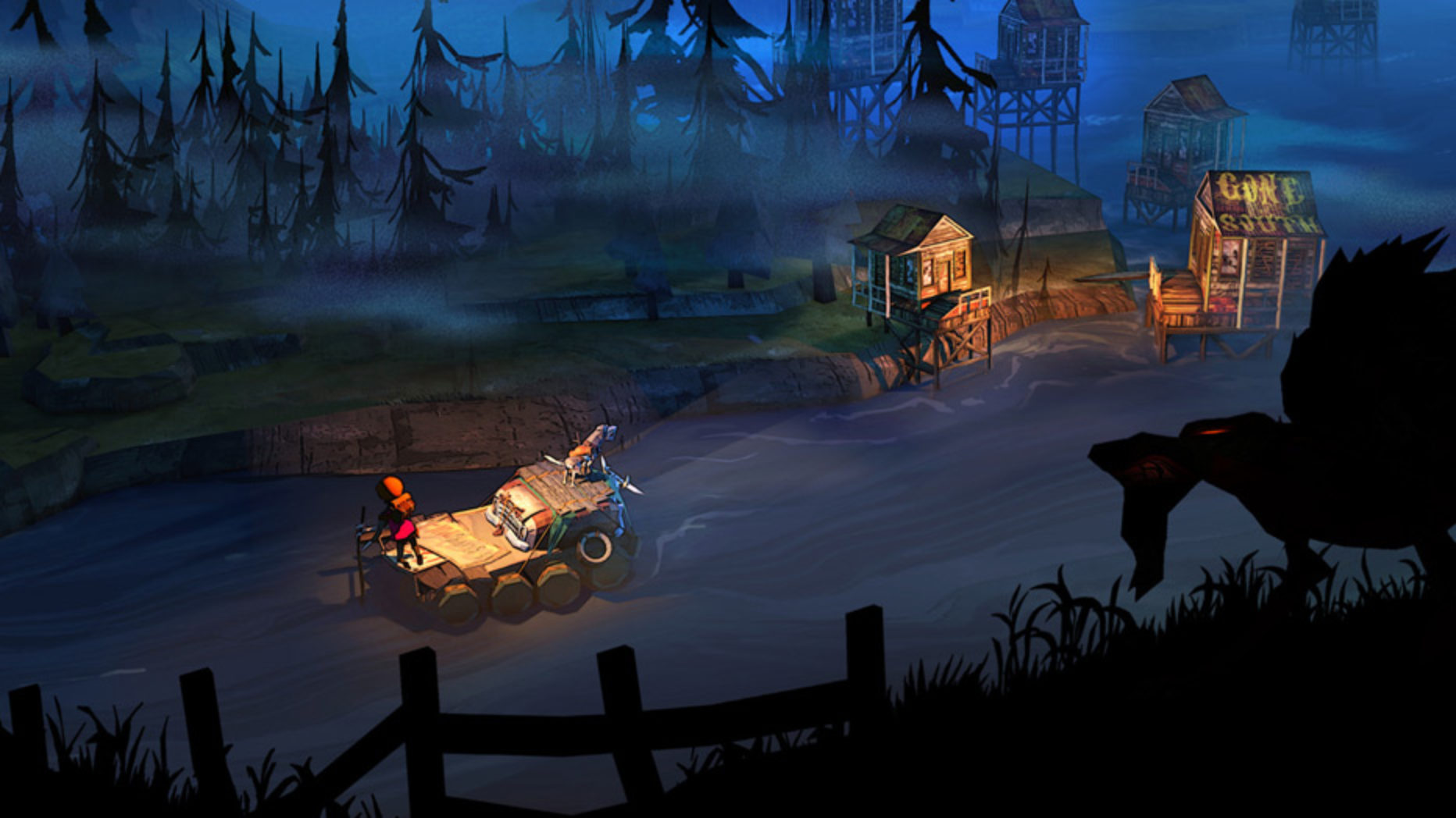 The Flame in the Flood Review | PC