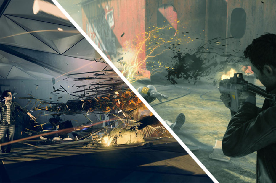 Was Quantum Break's Reveal Footage A Lie?