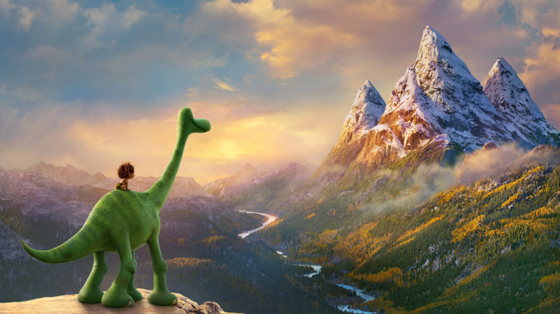 The Good Dinosaur – Review | Blu-Ray