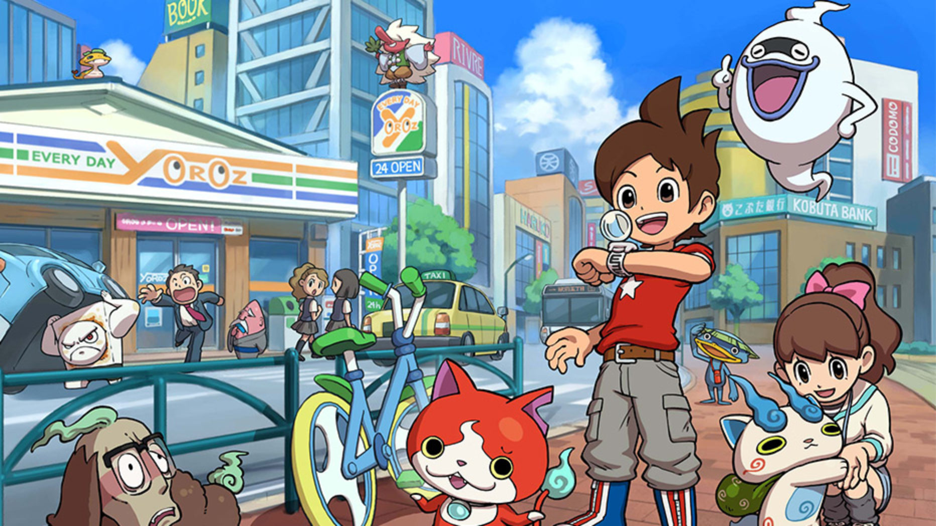 Yo­-Kai Watch: The Next Big Thing From Japan