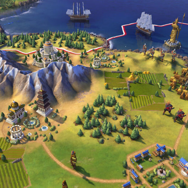 Civilization VI PC Review   To Infinity and Beyond!