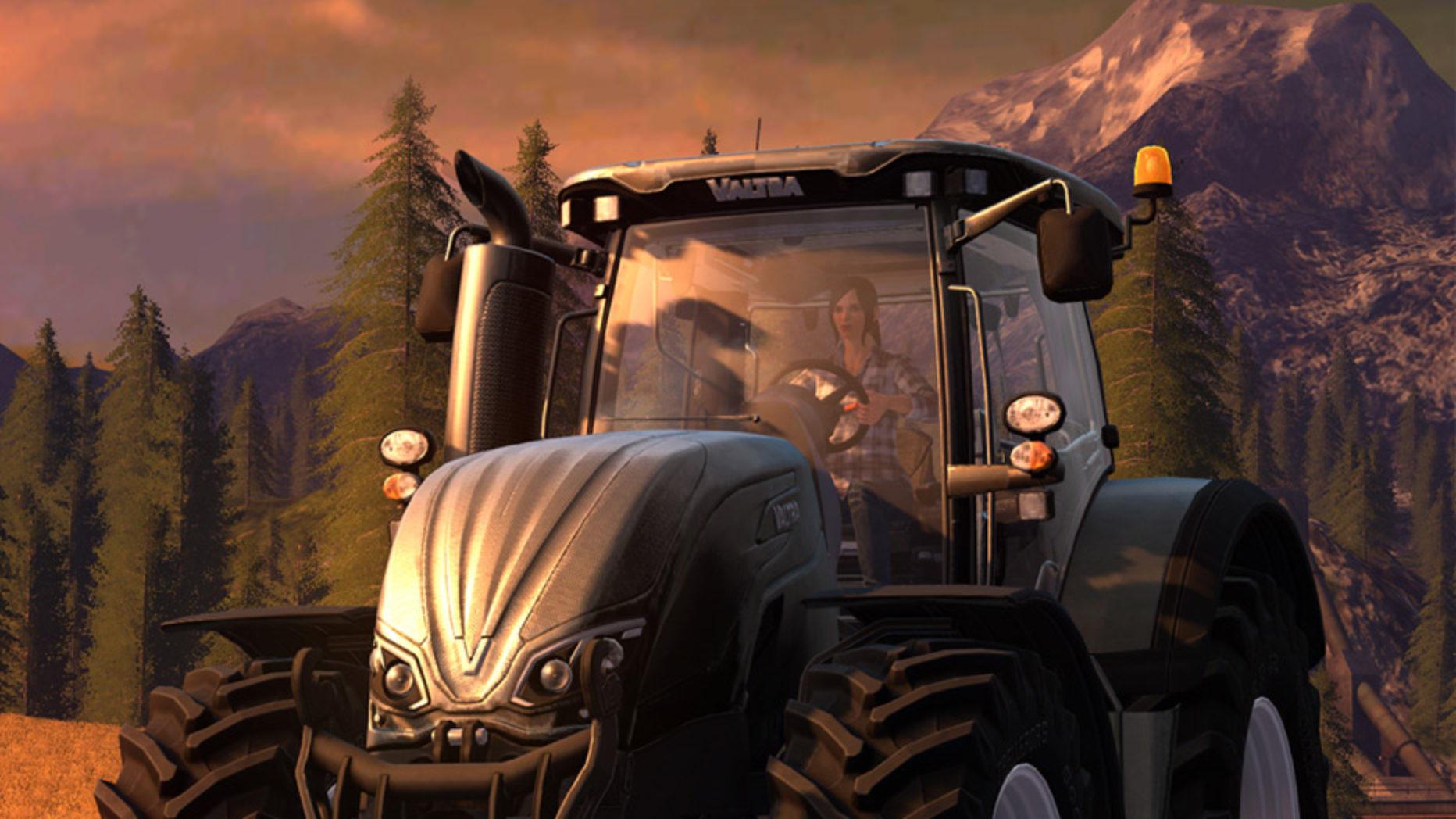 Farming Simulator 17 Review | Amoozing