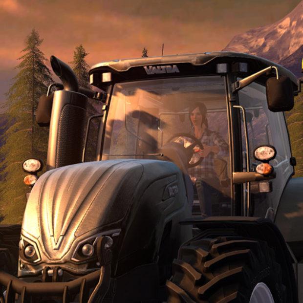 Farming Simulator 17 Review   Amoozing