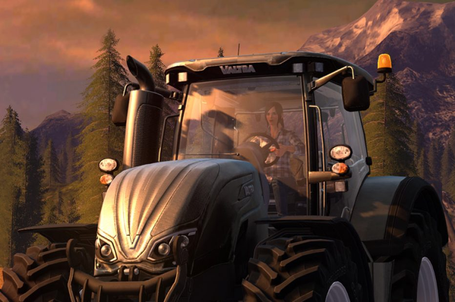 Farming Simulator 17 Review | Amoozing