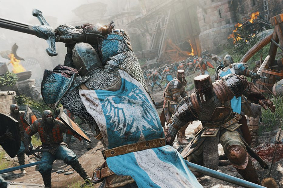 For Honor Review | Knightenfall