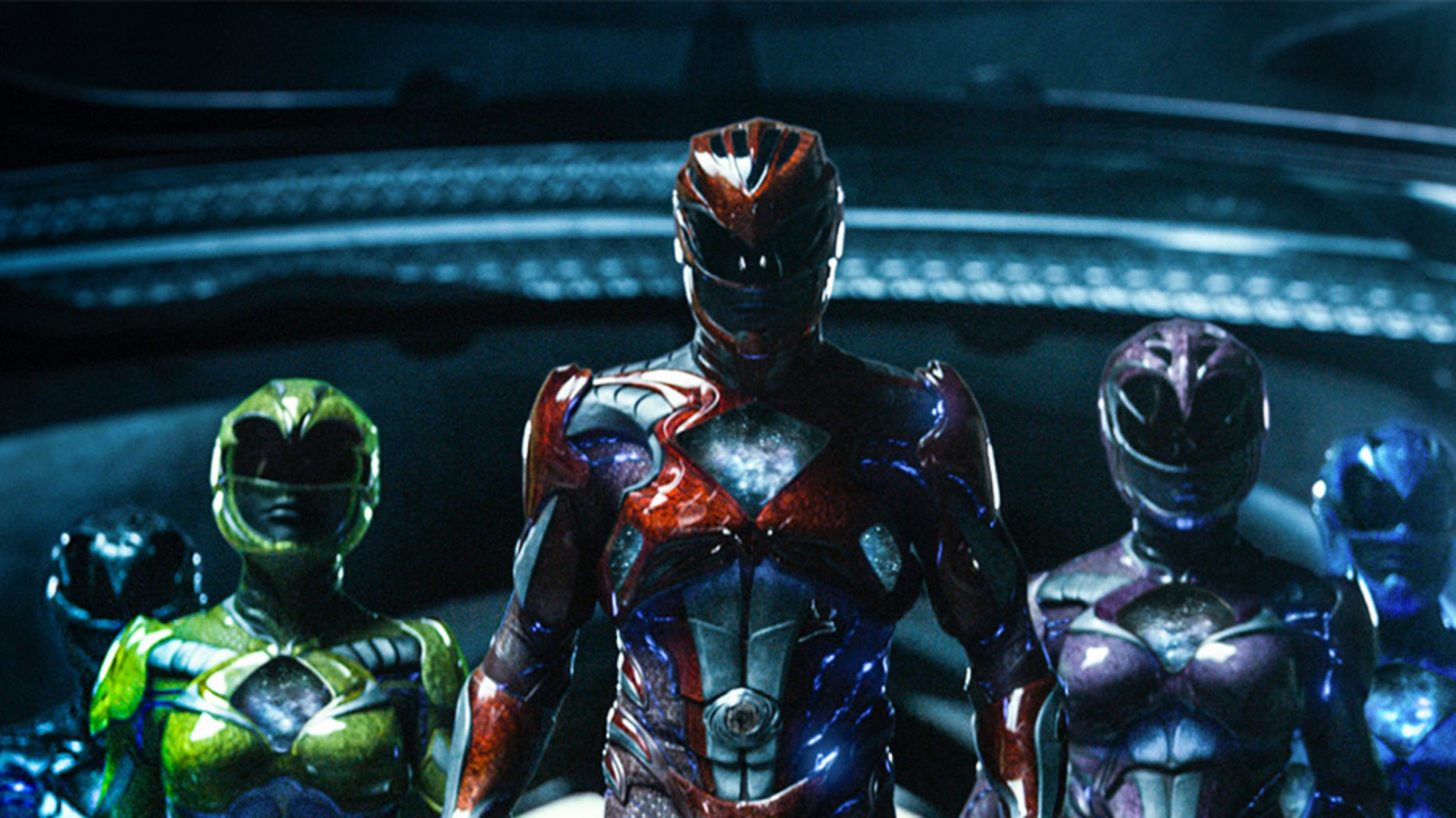 Power Rangers Film Review | Suits and Reboots