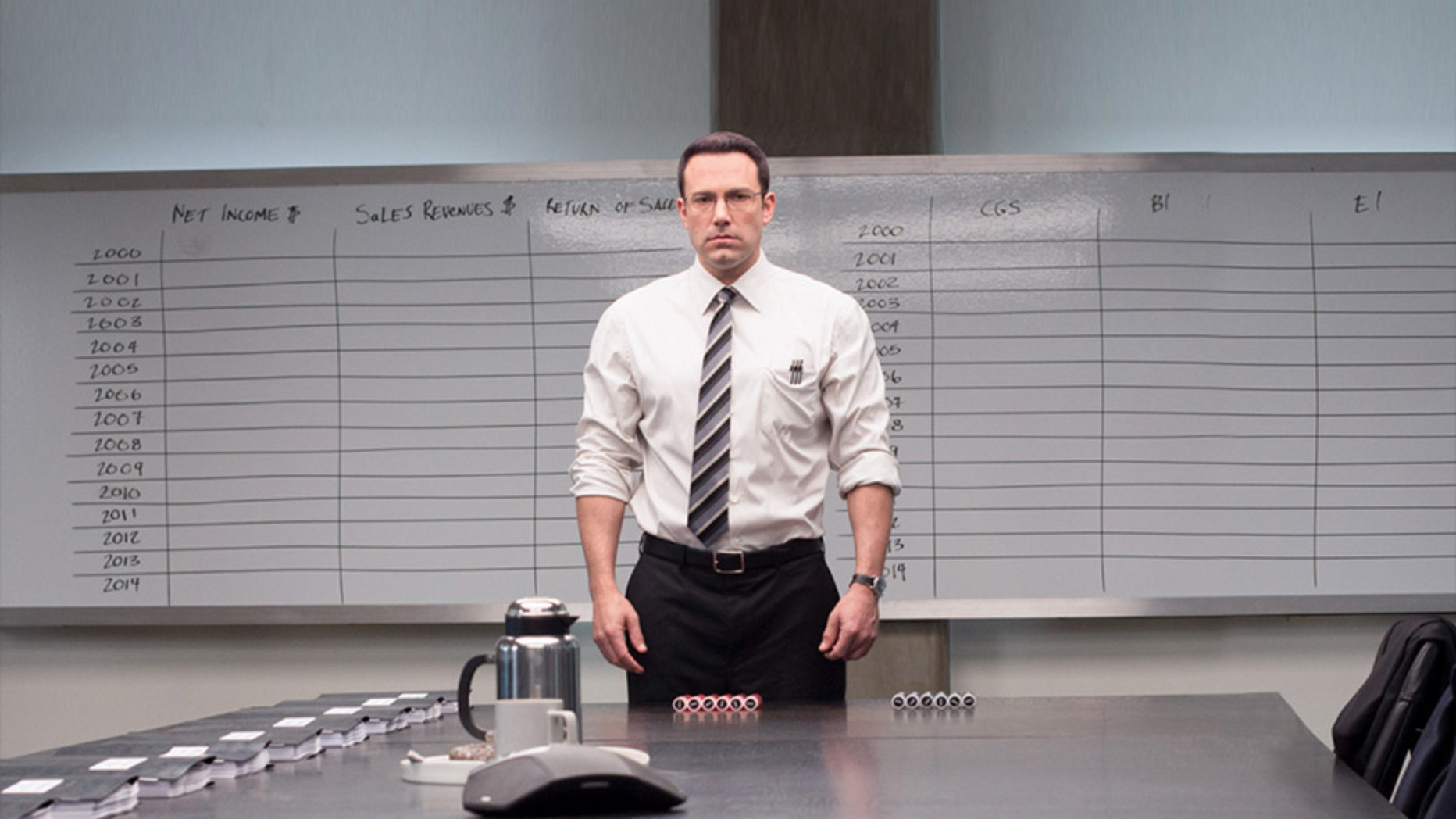 The Accountant   Film Review