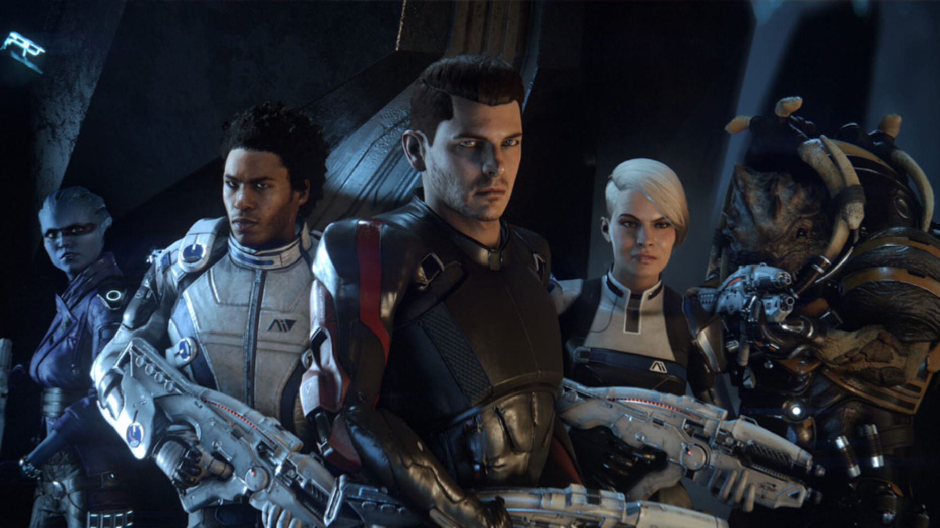 Mass Effect: Andromeda Review | There and Back Again