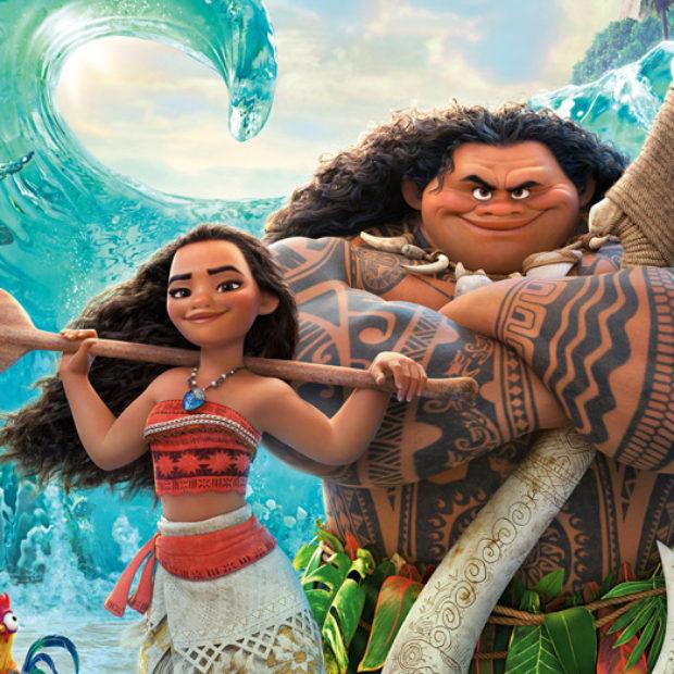 Disney's Moana   Film Review & Trailer