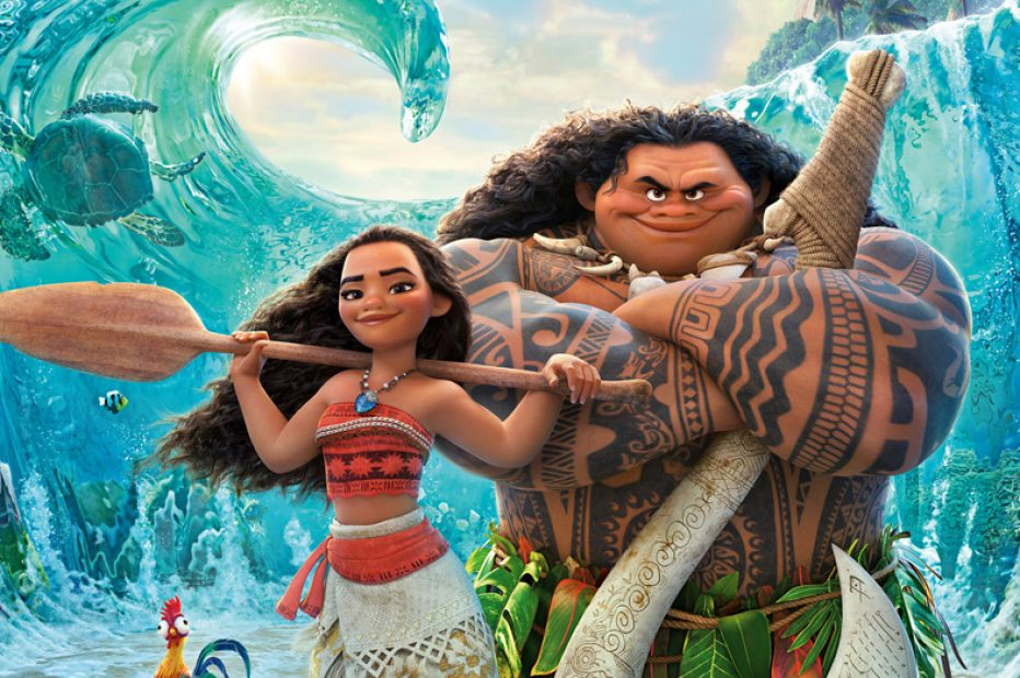 Disney's Moana | Film Review & Trailer