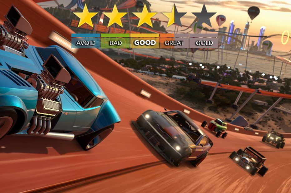 Forza Horizon 3 Hot Wheels DLC Review | Cool Runnings