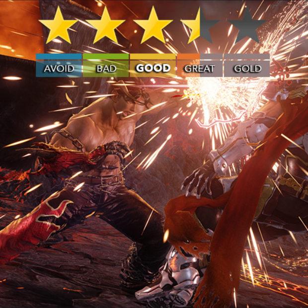 Tekken 7 Review and Trailer | Ex Mishima