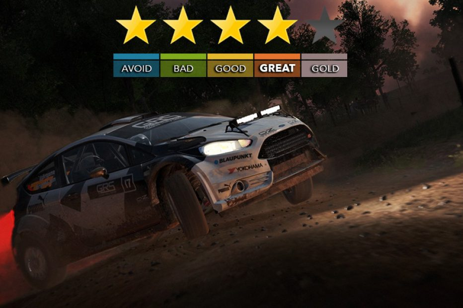 Dirt 4 – A McRae of Sunshine | Review and Trailer