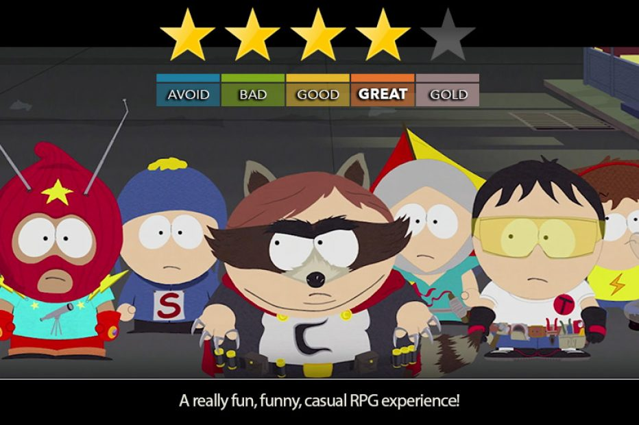 South Park: The Fractured But Whole Review – Offenders Assemble!