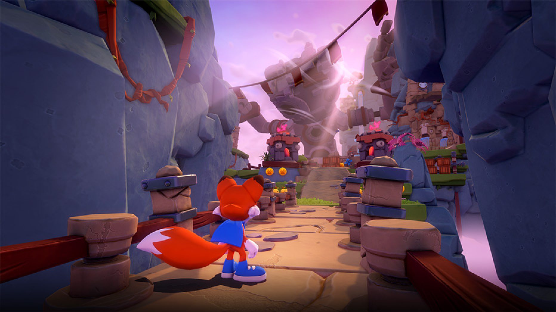 """A Quick """"Play Anywhere"""" Comparison: Super Lucky's Tale"""
