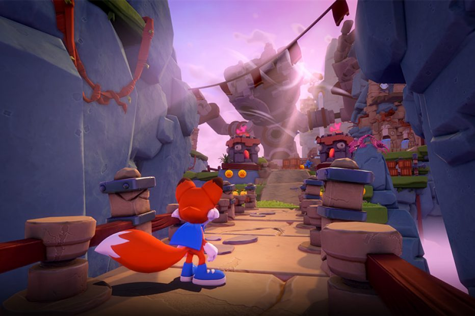 "A Quick ""Play Anywhere"" Comparison: Super Lucky's Tale"