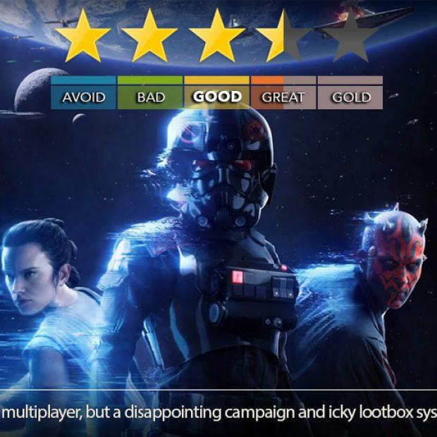 Star Wars Battlefront II Review – Veni, Vidi, Visa