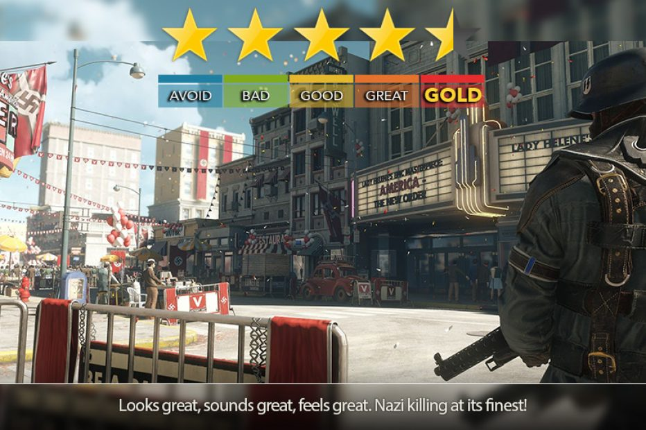 Wolfenstein II: The New Colossus Review – The Alt-Reich
