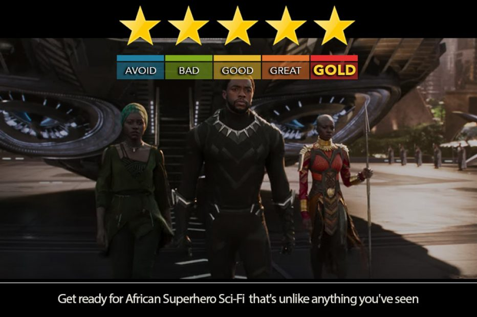 Black Panther Review – The King Has Returned