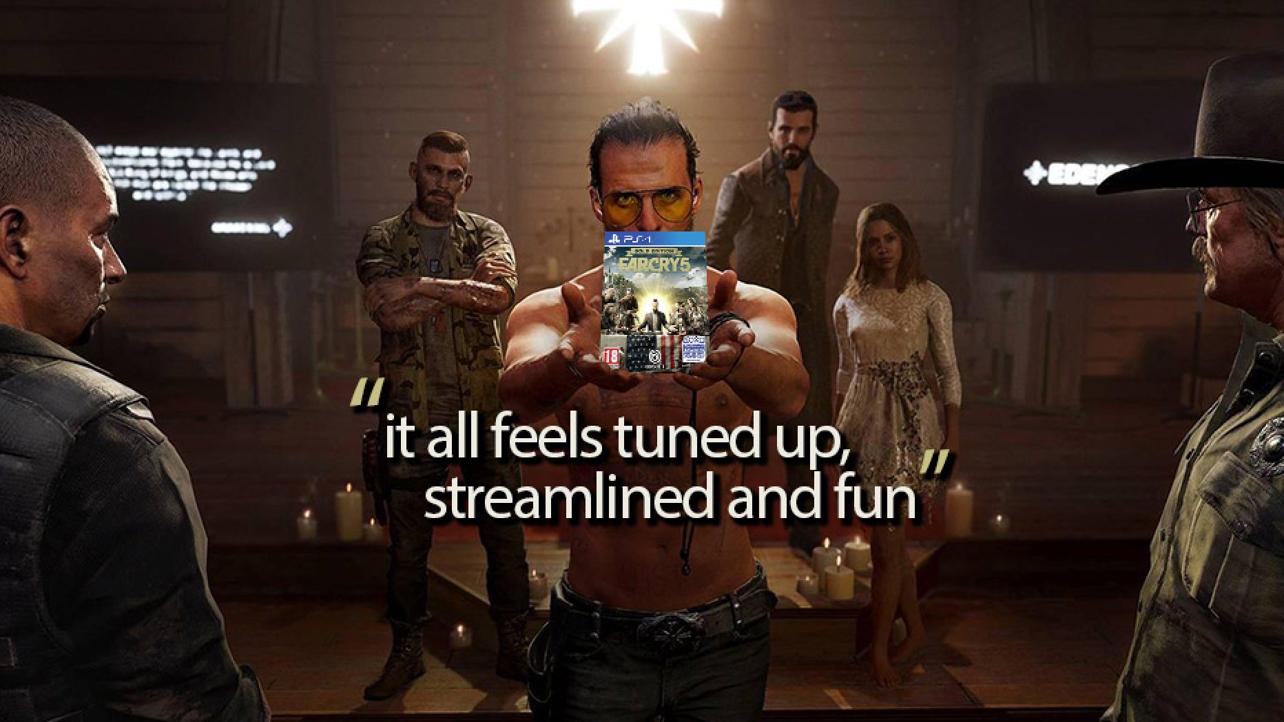 READ NOW: Far Cry 5 – We've Played It