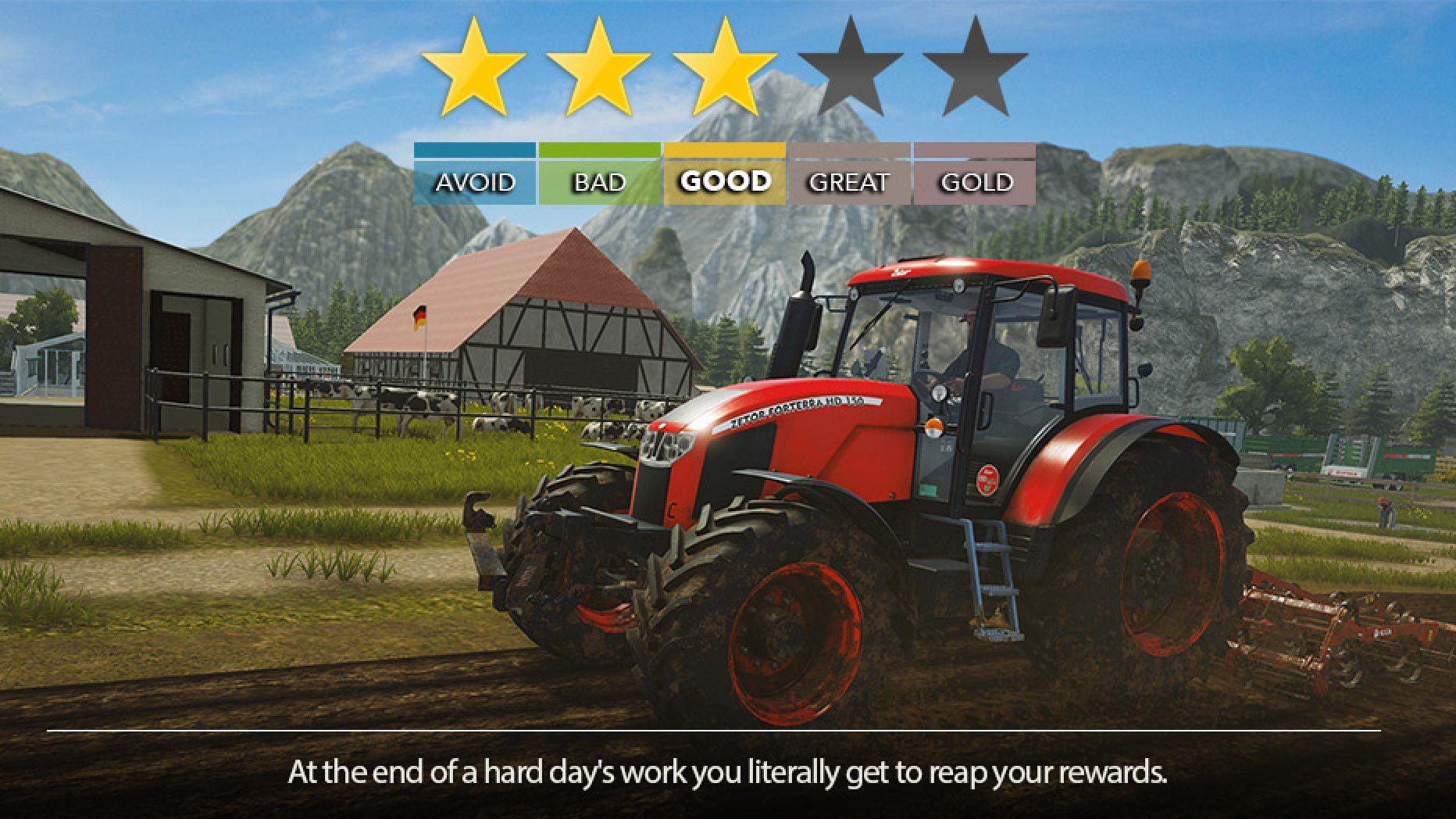 Pure Farming 2018 Review – Don't Fear The Reaper