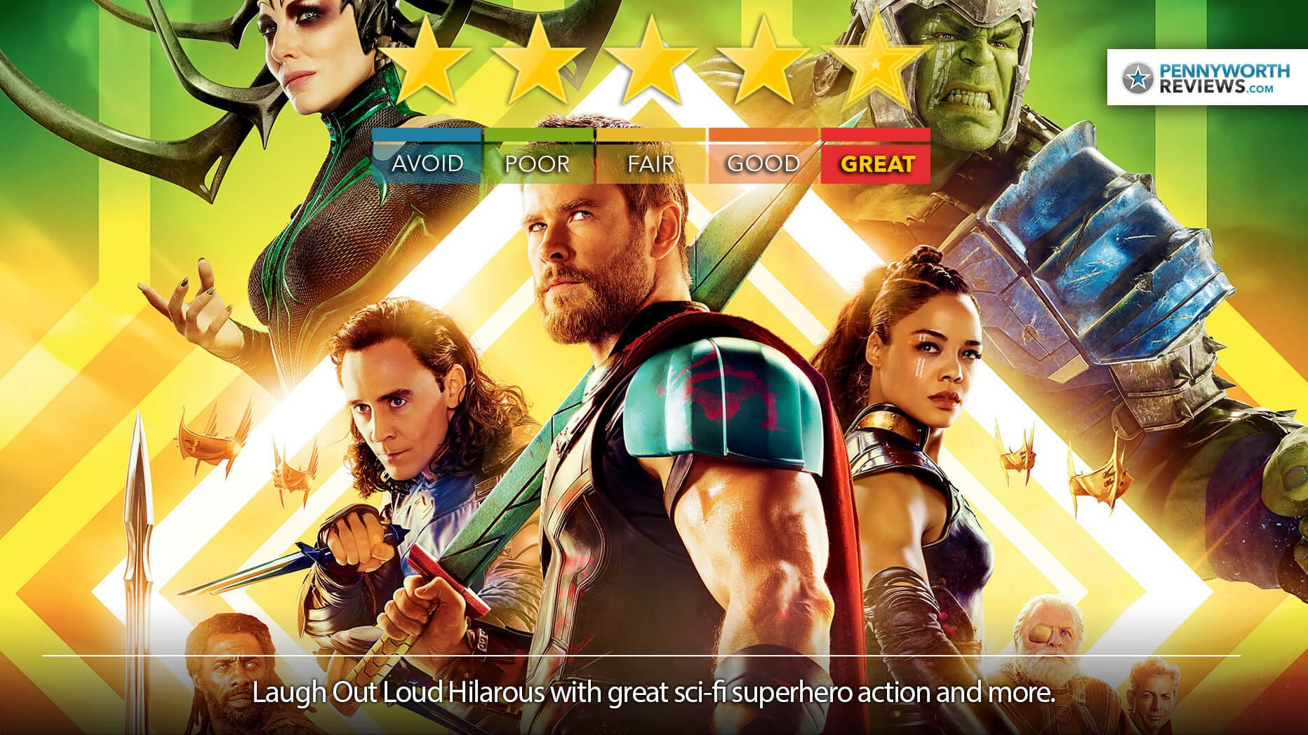 THOR: RAGNAROK's Blu-Ray Is The Picture of Perfection | Blu-Ray Review