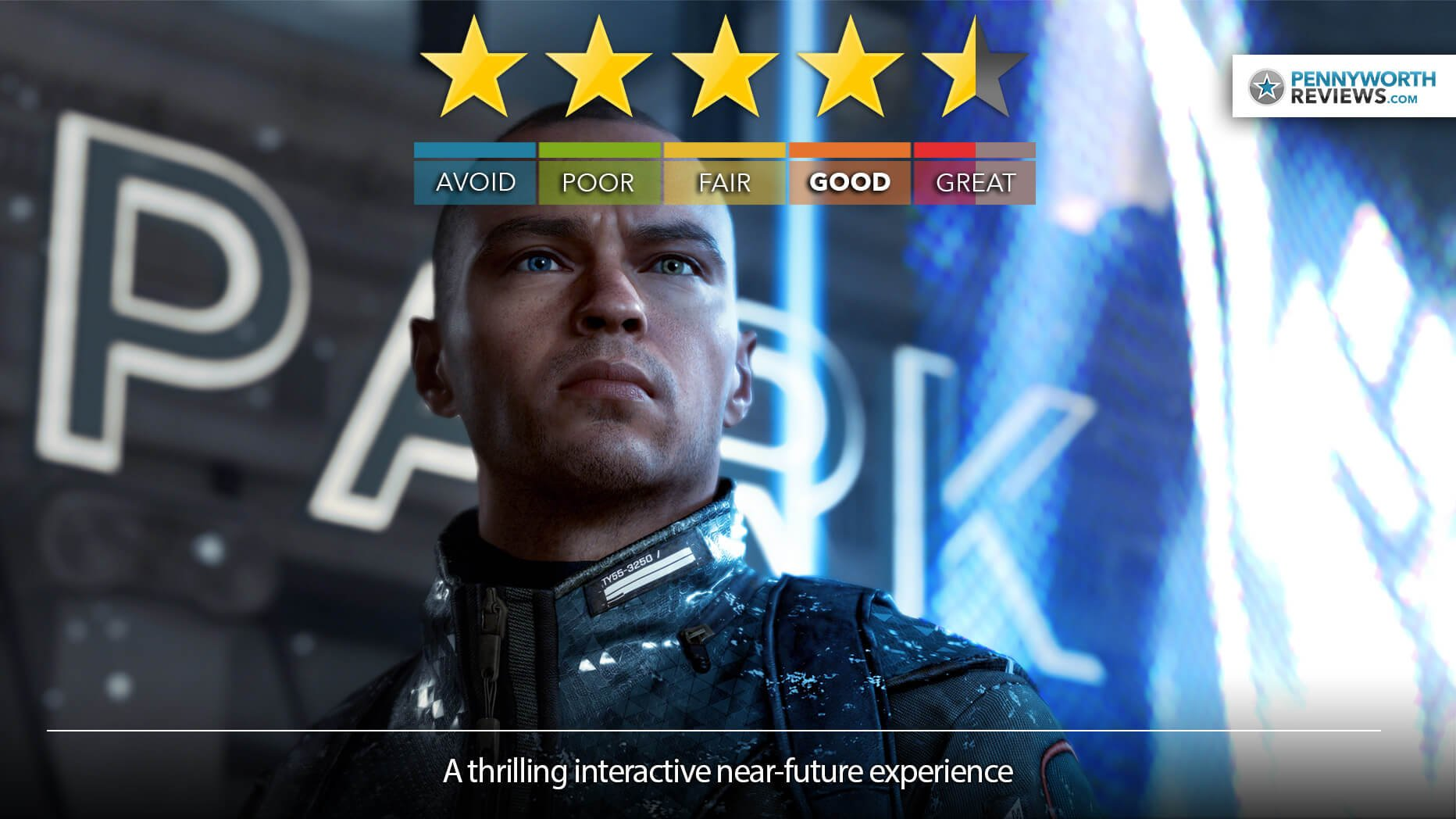 DETROIT: BECOME HUMAN  – Westworld? | PS4 Game Review