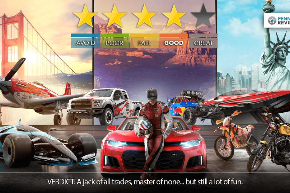 The Crew 2 – The Sequel You Hoped For? | Console Review