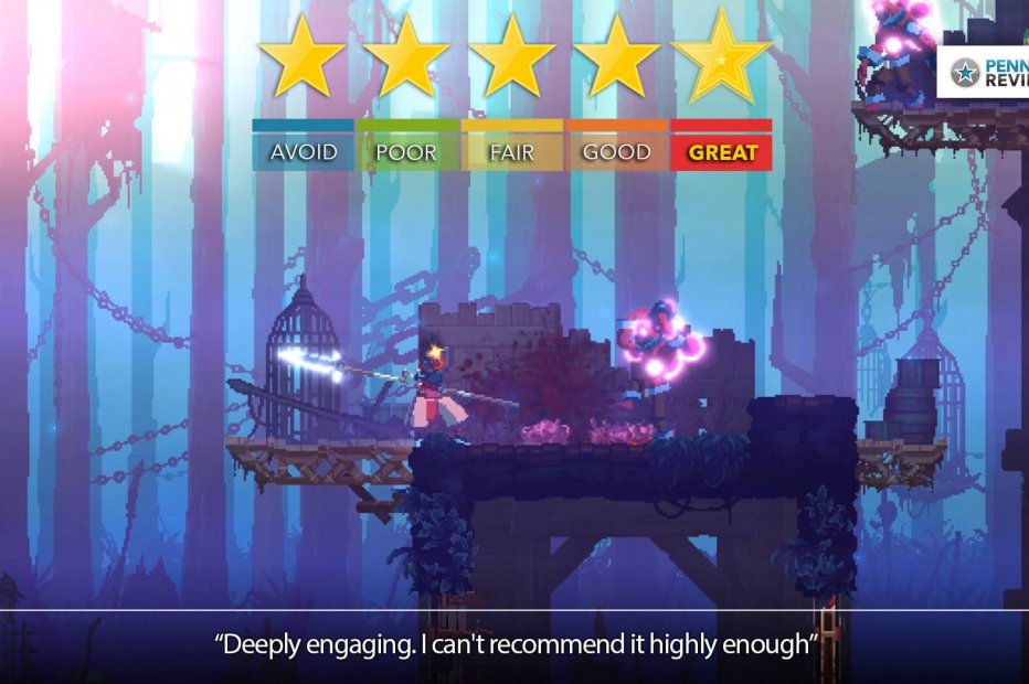 DEAD CELLS – Surprise Game of the Year? | Nintendo Switch Review