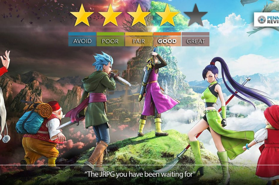 Dragon Quest XI Review | PS4