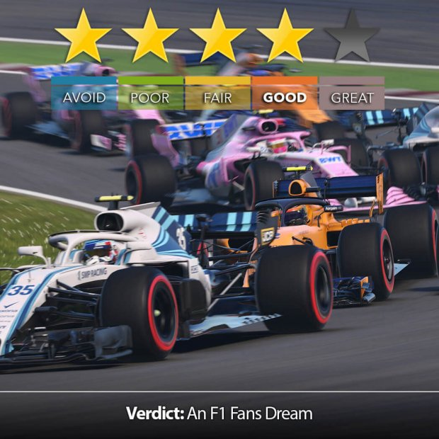F1 2018 – Halo, Halo. It is I, Leclerc  | Xbox One Review