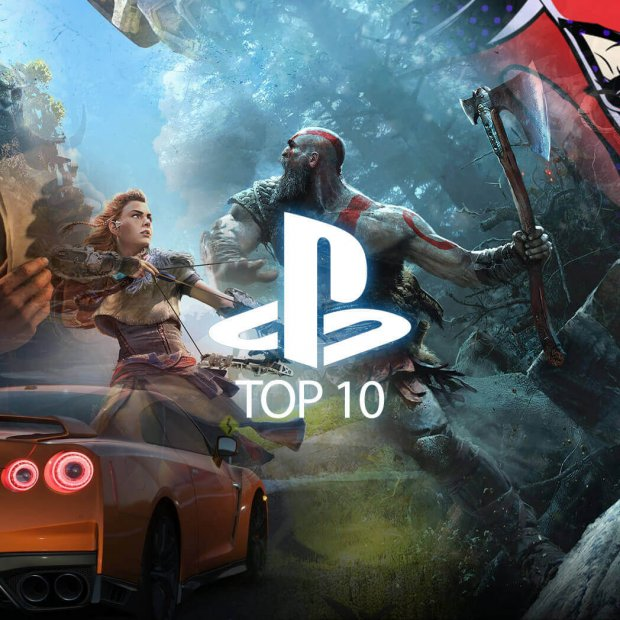 The Top 10 Best PS4 Games In 2018 (Exclusives)