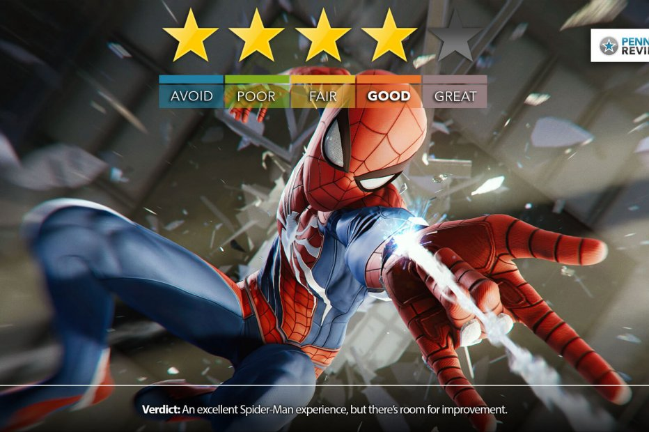 MARVEL'S SPIDER-MAN Is Gorgeous and Fun  | PS4 Review