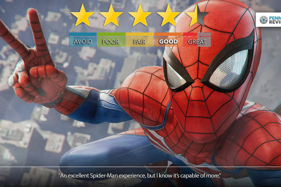 [2019 UPDATE] MARVEL'S SPIDER-MAN Is Gorgeous and Fun | PS4 Review