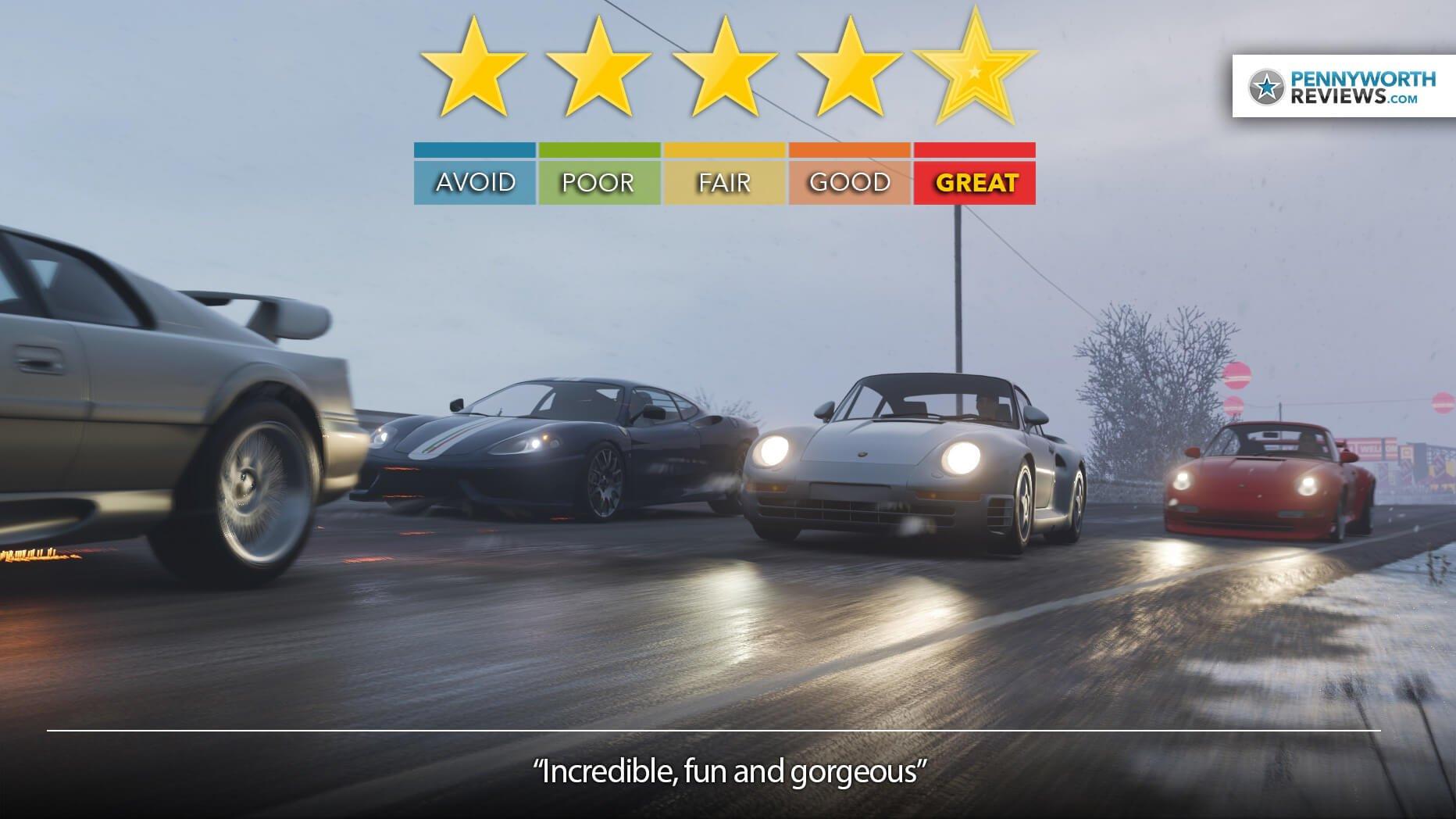 Forza Horizon 4 Review – Season's Bleetings