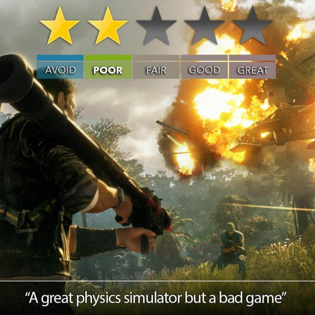 Just Cause 4 Review – The Dictatornator Returns